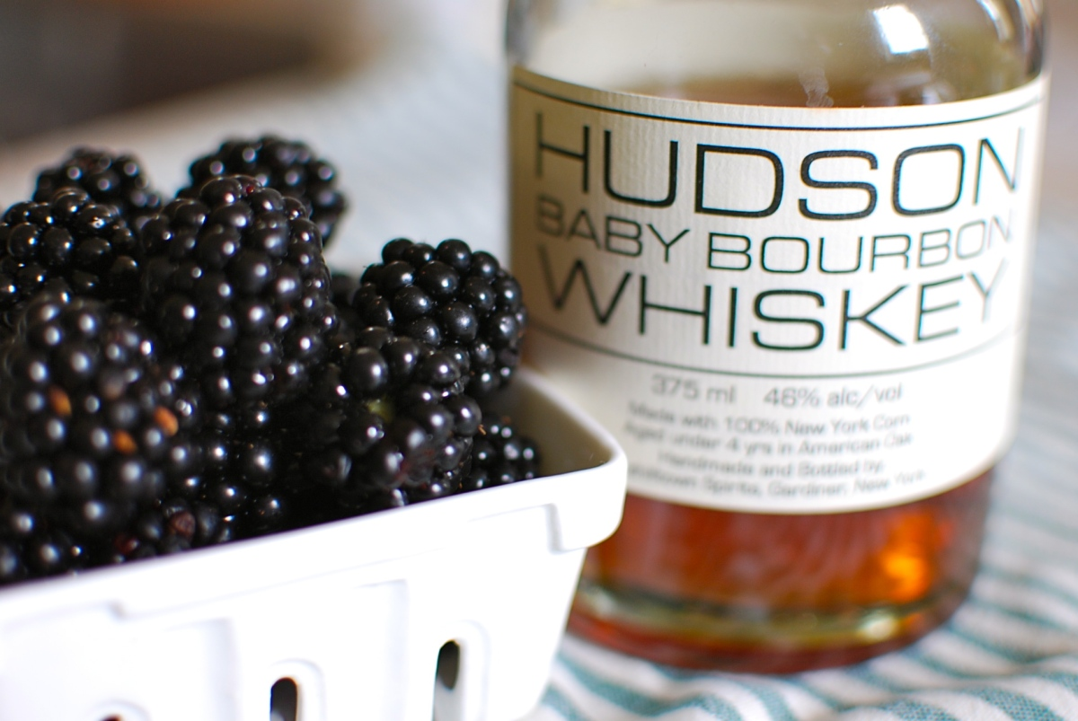 Blackberry-Bourbon Jam