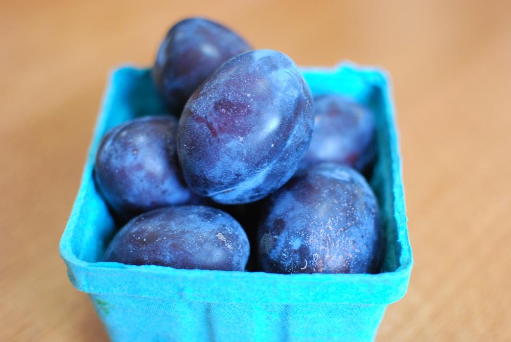 Pint o' plums