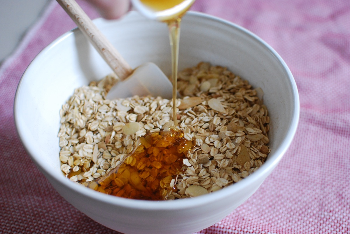 Crunch time: DIY granola