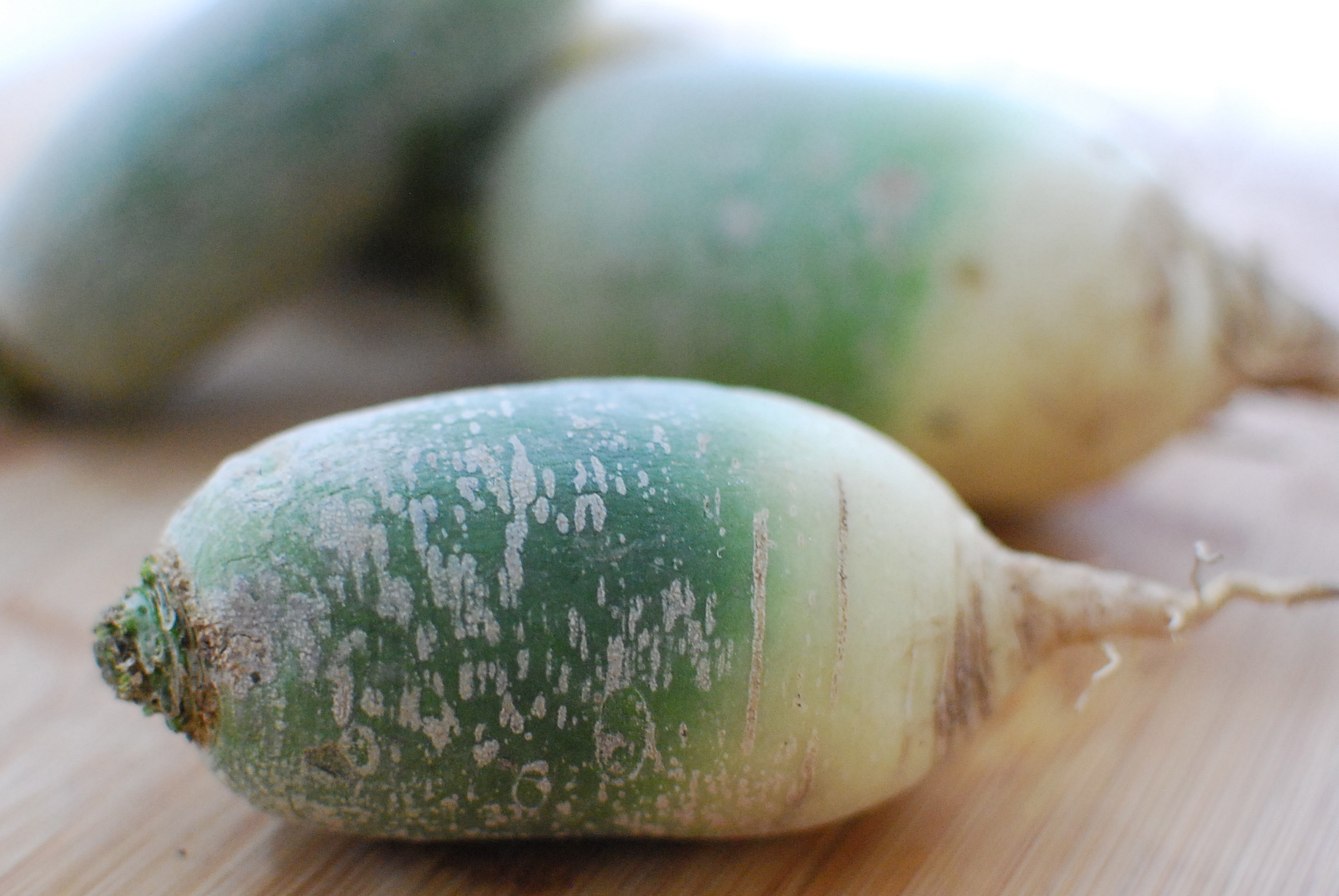 how to prepare radish greens