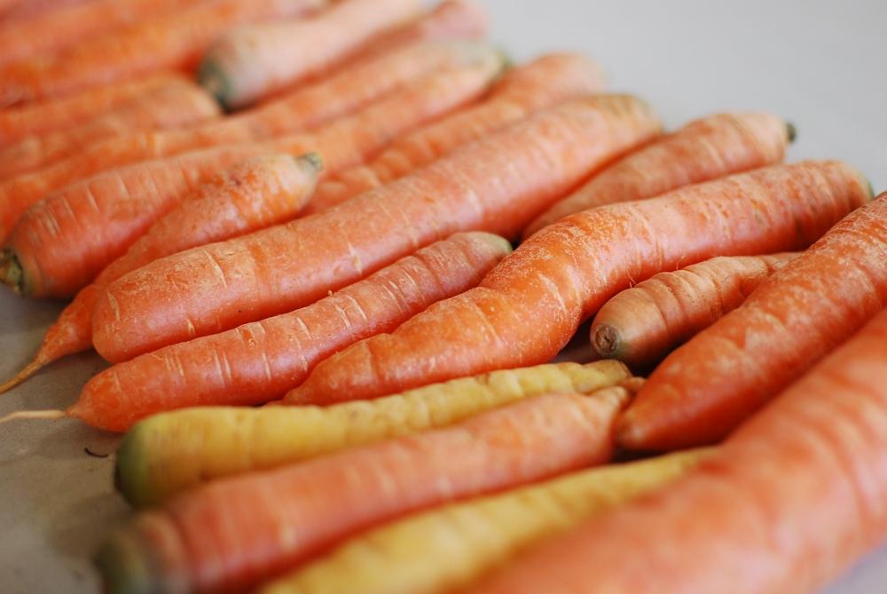 Carrot Tetris