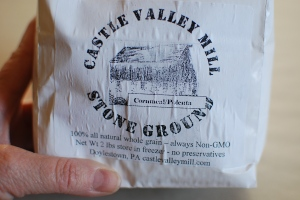 Doylestown's Castle Valley Mill makes delicious, nutty polenta. Their grits are pretty great, too.