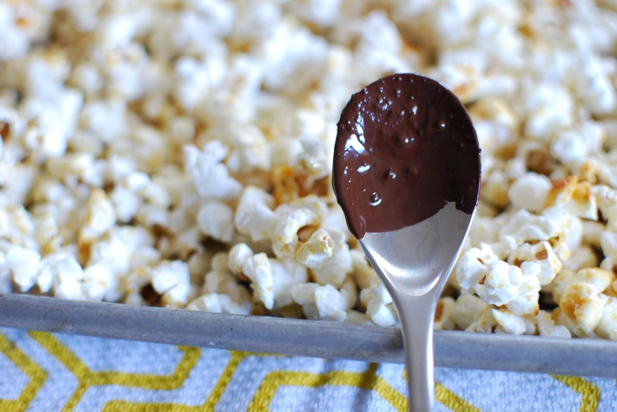 Mrs. Peel's Popcorn