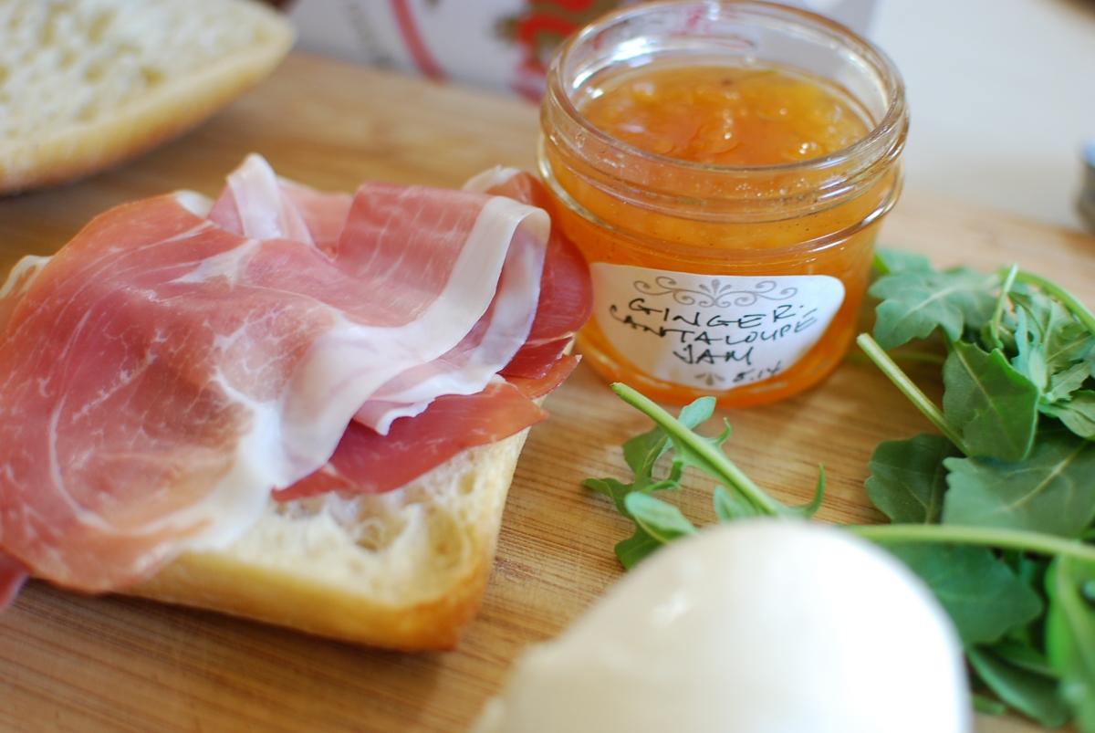 Great Scot: Ginger-Cantaloupe Jam