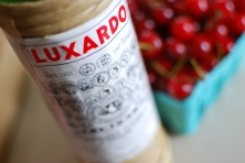 Luxardo, from sour Marasca cherries, beats Bourbon and Brandy. In my book, anyway.
