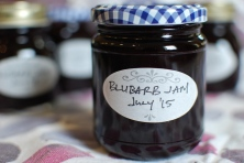 Blueberries' natural pectin make them a natural for simple, small-batch preserving.